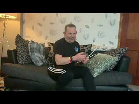 John Talks Drums