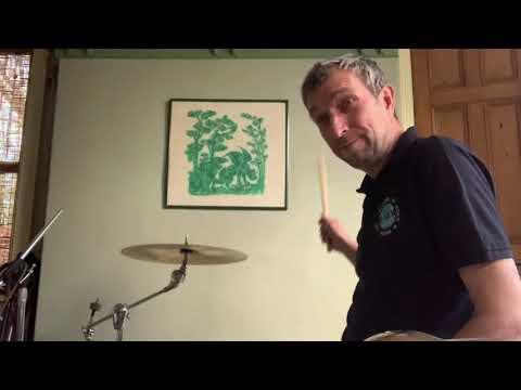 Leigh Talks Cymbals
